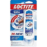 Loctite RE-NEW White Specialty Silicone Sealant 3.3-Fluid Ounce Squeeze Tube 2175704 (2 Pack)