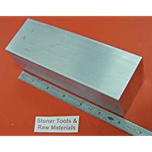 "20 Pieces 1//2/"" X 3//4/"" ALUMINUM 6061 FLAT BAR 2.5/"" long New Mill Stock"