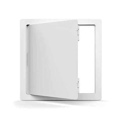 acudor pa0406 pa 3000 plastic access door 4x6 plastic 8 height