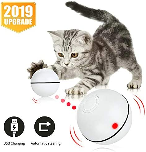 Pakoo Interactive Cat Toys Ball 2