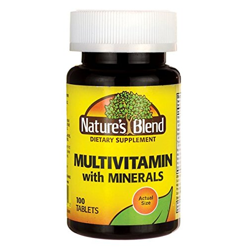 Multi-Vitamin with Minerals 100 Tabs