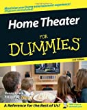 Home Theater for Dummies, Danny Briere and Pat Hurley, 0471783250