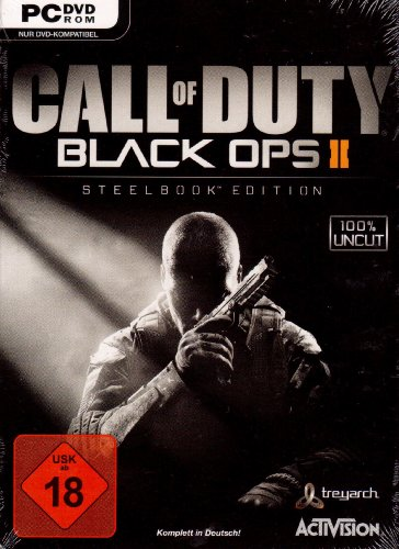 Price comparison product image Pc-Call Of Duty Black Ops Ii (Steelbook)