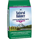 Natural Balance Small Breed Bites L.I.D. Limited I...