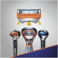 Gillette Fusion Manual Cuchillas – Pack de 4: Amazon.es: Salud y cuidado personal