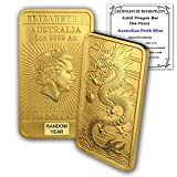 2018 - Present (Random Year) 1 oz Gold Australia