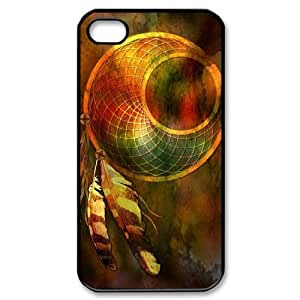 EZCASE Dream Catcher Phone Case For Iphone 4/4s [Pattern-1]