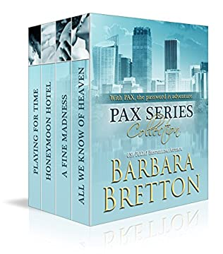 book cover of The PAX Collection