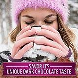 Swiss Miss Indulgent Collection Dark Chocolate Sensation Hot Cocoa Mix, 8 Count 10 oz