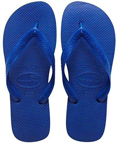 Havaianas Sandale Organique Slim Femme Bleu Marine / Argent Marine