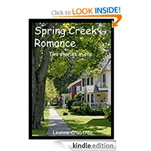 Spring Creek Romance Leanne Crabtree
