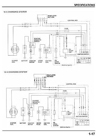 Wiring Diagram For Honda Gx K on