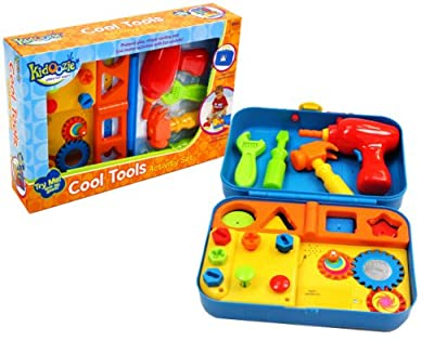 Iplay Cool Tools Activity Set from International Playthings