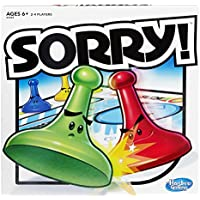 Amazon.com deals on Hasbro Sorry Game A5065