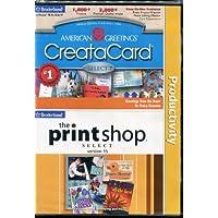 CreataCard Select 7 & The Print Shop Select 15