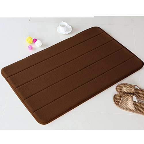Bathroom mats/foot pad/toilet/bathroom door mats/non-slip suction bath mat-B 140x200cm(55x79inch) by DUSPLOT