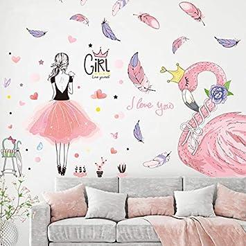[Becoration Baby Room] Girl Wall Stickers Vinyl ... - Amazon.com