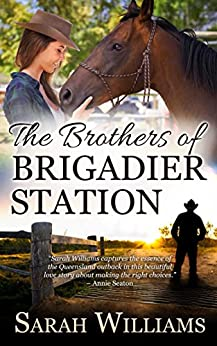 The Brothers of Brigadier Station (Brigadier Station Series Book 1) by [Williams, Sarah]