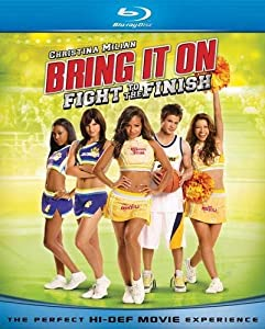 Cover Image for 'Bring It On: Fight to the Finish'