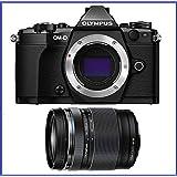 OM-D E-M5 Mark II Mirrorless Micro Four Thirds Digital Camera (Body, Black) + Olympus M.Zuiko ED 14-150mm f/4-5.6 II Lens