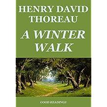 A Winter Walk (Annotated)