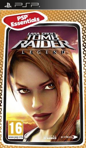 Tomb Raider Legend Essentials Psp Buy Online In Cambodia