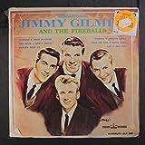 sensational LP -  JIMMY GILMER & FIREBALLS, Vinyl