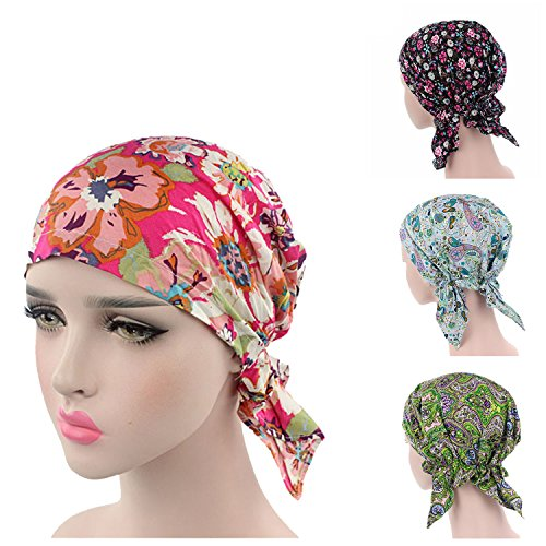 Ever Fairy Multicolor Headwear headscarf