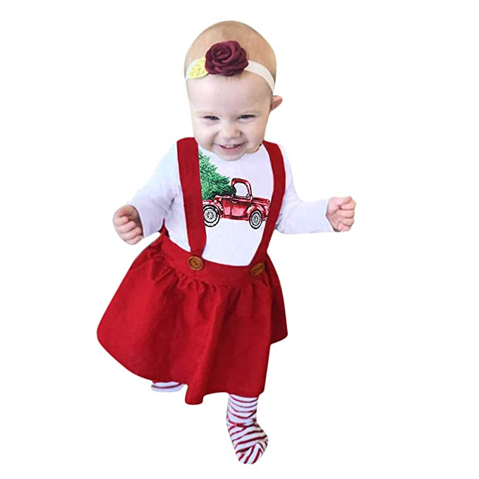 Amazon.com: Kehen - Disfraz de Navidad para niña, para ...