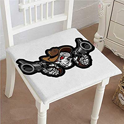 Amazon.com: Mikihome - Cojín para silla de comedor, diseño ...
