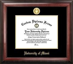 Campus Images University of Miami Gold E...