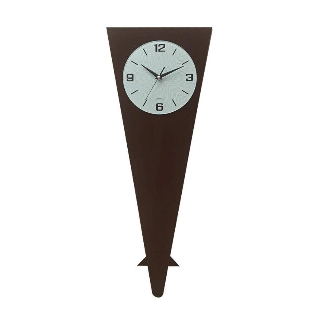 GAOLILI リビングルームウォールクロックモダンクリエイティブ時計ミュートウォールクロックベッドルームクォーツ時計 B07C3RK7NM