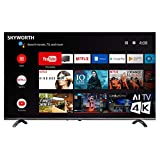 "SKYWORTH Q20300 50"" INCH 4K UHD LED HDR A53 Quad-CORE Android TV Smart 50Q20300"