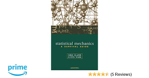 Statistical mechanics a survival guide a m glazer j s wark statistical mechanics a survival guide a m glazer j s wark 9780198508168 amazon books fandeluxe Image collections