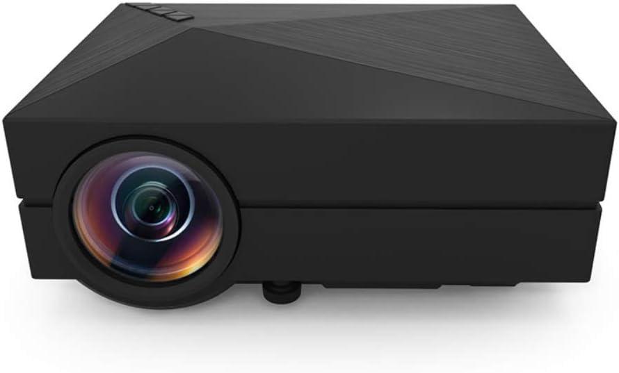 BESTSUGER Proyectores de Techo, proyector de vídeo HD, HD1080P 138 ...