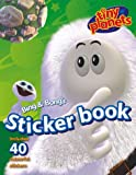 Bing & Bongs Sticker Book (Tiny Planets)