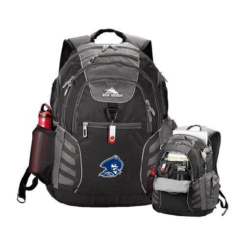 - CollegeFanGear Blinn High Sierra Big Wig Black Compu Backpack 'Buccaneer Head'