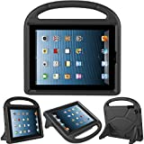 ipad 3 case with stand - LEDNICEKER Apple iPad 2 3 4 Kids Case - Light Weight Shock Proof Handle Friendly Convertible Stand Kids Case for iPad 2, iPad 3rd Generation, iPad 4th Generation Tablet - Black