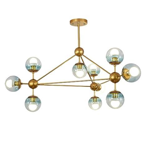 RRC-Lámpara Araña, Lámparas LED de Techo para el hogar ...