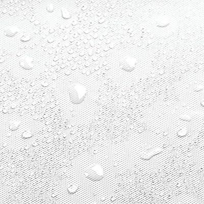 mDesign Juego de 2 Cortinas ducha de PEVA – Cortina de baño libre ...