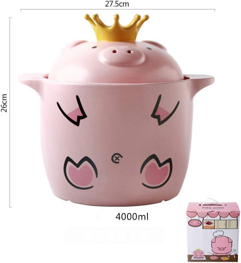 Amazon Com Cartoon Casserole Cute Crown Ceramic Pig Pot Mini Porridge Nutritious Soup Milk Jug Creative Casserole Kids Flour Soup E Home Kitchen It appears to be a small, cyan and white crown. amazon com