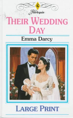 book cover of Their Wedding Day