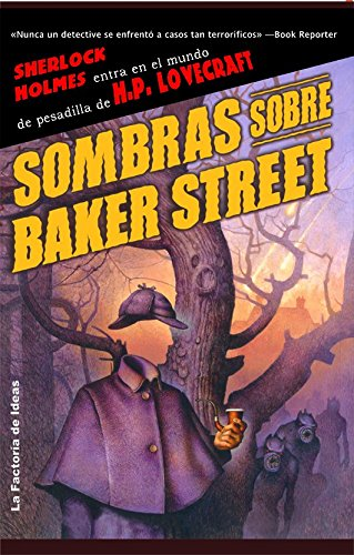 Sombras sobre Baker Street (Eclipse) Tapa blanda – 22 nov 2006 Vvaa LA FACTORÍA DE IDEAS 8498002745 Horror - General