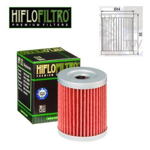 Huile moteur Filtre HiFlo hF132/pour suzuki rV 125/van van 2007