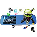 Android Car Dvr Rearview Mirror 5.0
