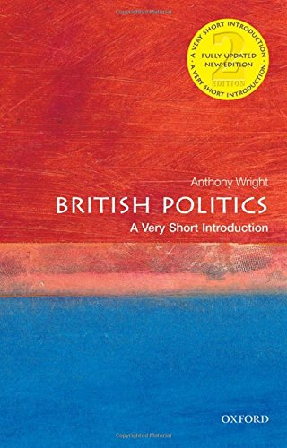 British Politics: A Very Short Introduction (Very Short Introductions) (British Politics compare prices)