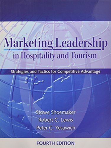 Marketing leadership in hospitality and tourism :...