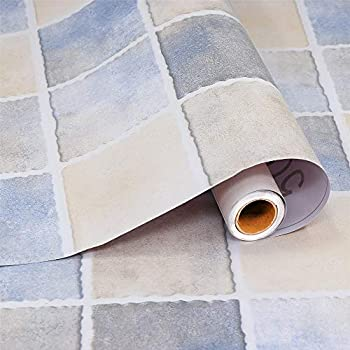 Amazon Com Abyssaly Colorful Mosaic Self Adhesive Contact