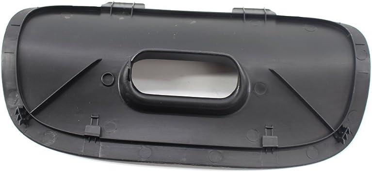 Rear Bumper Cover Flap Trailer Hitch Mount for BMW X5 E53 2000-2006 51128402327 51 12 8 402 327 HuihuangAMZus sku1140