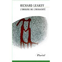 ORIGINE DE L'HUMANITÉ (L')